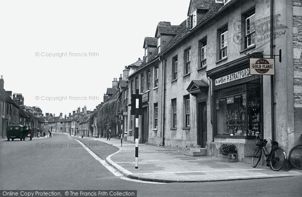 Photo of Witney, West End c.1950