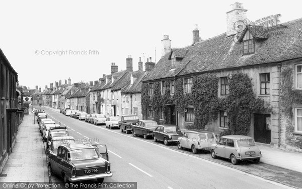 Photo of Witney, West End c.1965