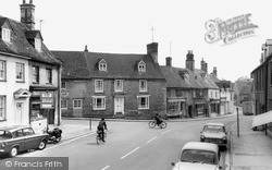 Witney, West End c.1965