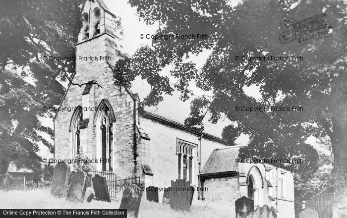 Photo of Witton Le Wear, The Parish Church c.1955