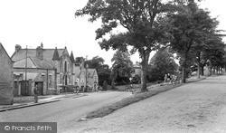 Witton Le Wear, The Village c.1955