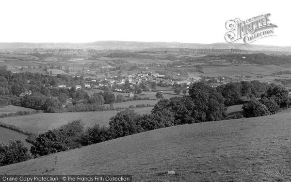 Photo of Wiveliscombe, 1951