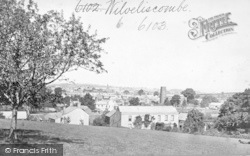 Wiveliscombe, General View c.1872