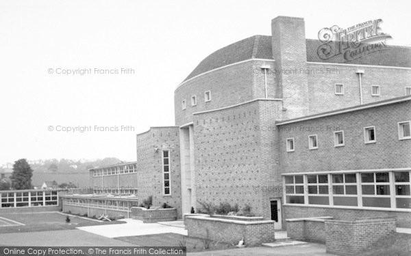 Photo of Wiveliscombe, Kingsmead Secondary Modern School c.1960