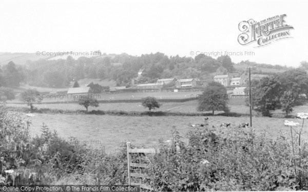 Photo of Wiveliscombe, Recreation Ground c.1955