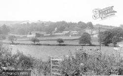 Wiveliscombe, Recreation Ground c.1955