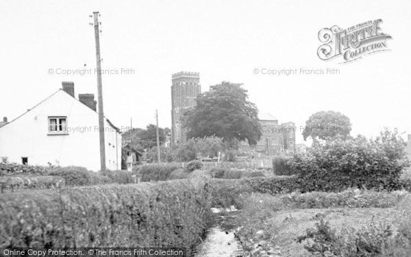Photo of Wiveliscombe, St Andrew's Church c.1960
