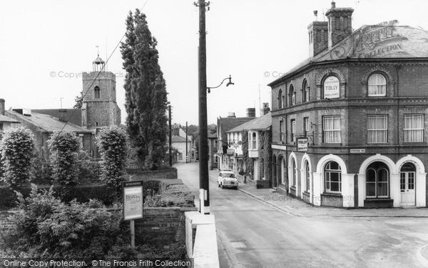 Photo of Wivenhoe, High Street c.1960
