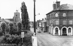 Wivenhoe, High Street c.1960