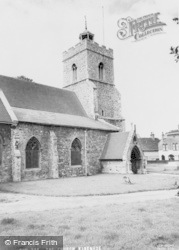Wivenhoe, The Church c.1960