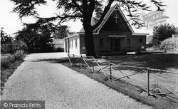 The Congregational Church c.1965, Wivenhoe