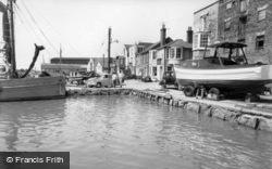 The Quay c.1960, Wivenhoe