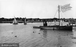 The River Colne  c.1960, Wivenhoe