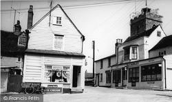 The Square c.1965, Wivenhoe
