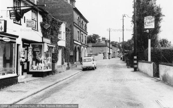 Photo of Wivenhoe, Village c.1960
