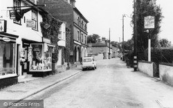 Wivenhoe, Village c.1960