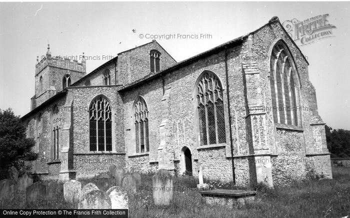 Photo of Wiveton, St Mary's Church c.1965