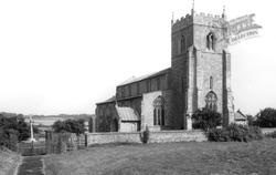 Wiveton, St Mary's Church c.1965