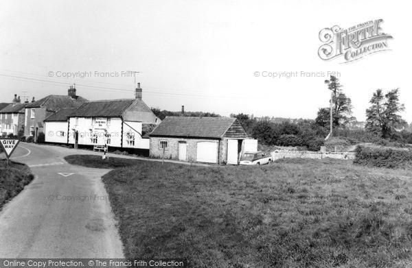 Photo of Wiveton, The Bluebell Inn c.1965