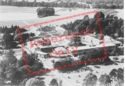 Aerial View c.1950, Woburn Abbey