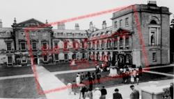 Entrance Front c.1955, Woburn Abbey