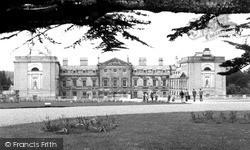 Woburn Abbey, From The Cedars c.1955