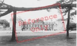 From The Park c.1955, Woburn Abbey