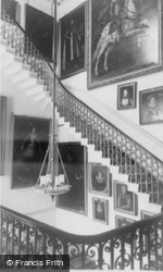 Grand Staircase c.1960, Woburn Abbey