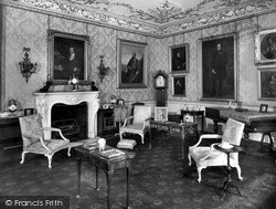Prince Albert's Sitting Room c.1955, Woburn Abbey