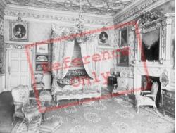 Queen's Bedroom c.1950, Woburn Abbey