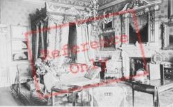 Queen's Bedroom c.1960, Woburn Abbey