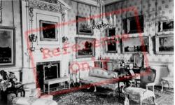 Queen's Dressing Room c.1960, Woburn Abbey