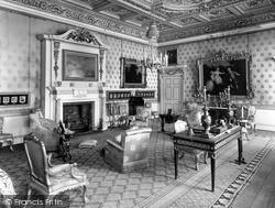 Queen's Sitting Room c.1955, Woburn Abbey