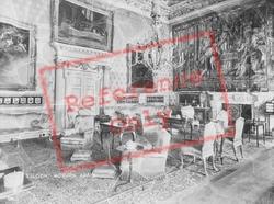 Saloon c.1955, Woburn Abbey