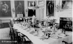 State Dining Room c.1960, Woburn Abbey