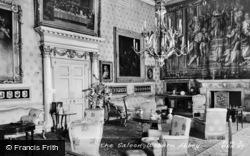 The Saloon c.1960, Woburn Abbey