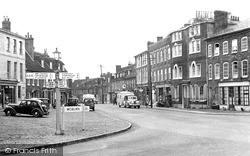 Woburn, High Street c.1955