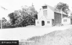 Woburn Sands, Catholic Church c.1970