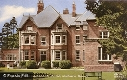 Edgbury Convalescent Home c.1955, Woburn Sands