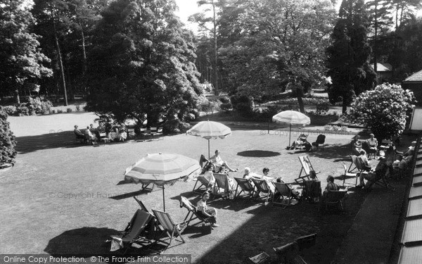 Photo of Woburn Sands, Gardens Of Daneswood Convalescent Home c.1970