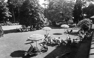 Woburn Sands, Gardens of Daneswood Convalescent Home c1970
