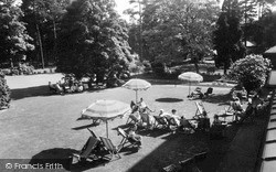 Woburn Sands, Gardens Of Daneswood Convalescent Home c.1970