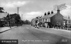 High Street c.1955, Woburn Sands