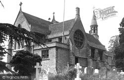 Woburn Sands, St Michael's Church c.1955