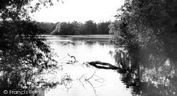 Woburn Sands, The Lake, Woburn Park c.1970