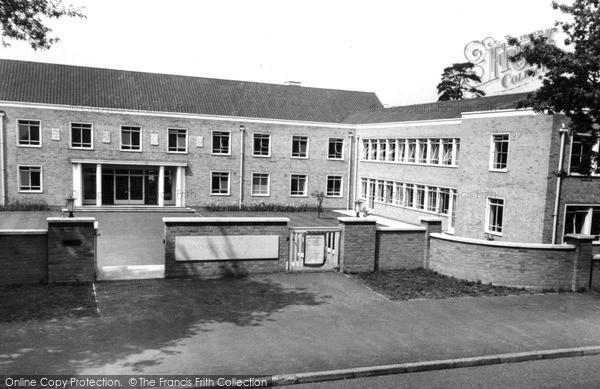 Photo of Woking, c1965