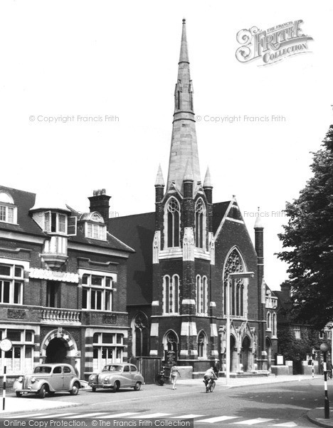 Photo of Woking, c.1965