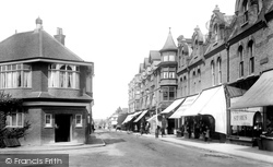 Woking, Chertsey Road 1902