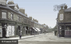 Chobham Road 1902, Woking