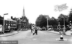 Woking, Commercial Road c.1965
